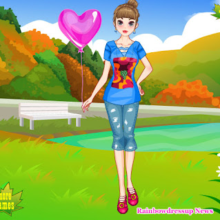 New games y8 y8 love games Sweet autumn girl dress up