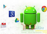 Cara Menambahkan akun Google baru ke Smartphone Android