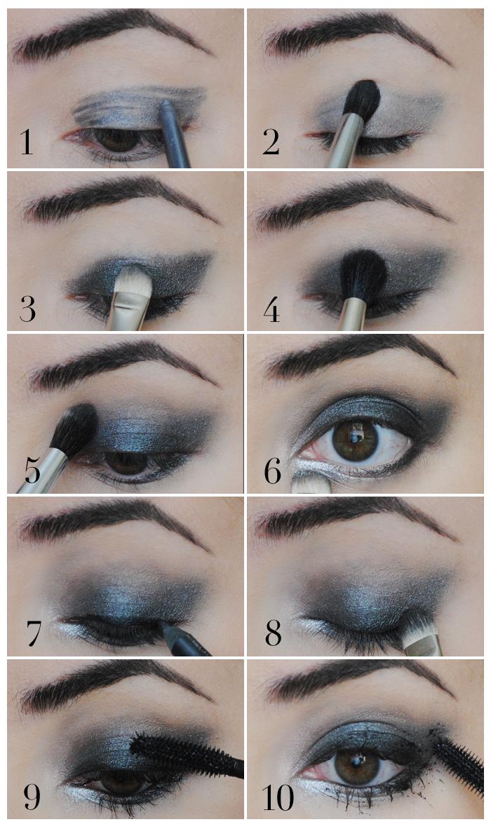 makeup tutorial, grunge makeup, how to do grunge makeup