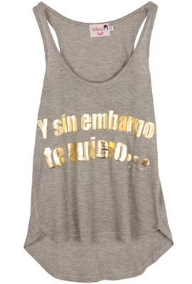 camiseta y sin embargo te quiero