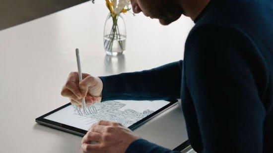 أبل تعلن عن Apple Pencil أول قلم ذكى لأجهزة الآيباد