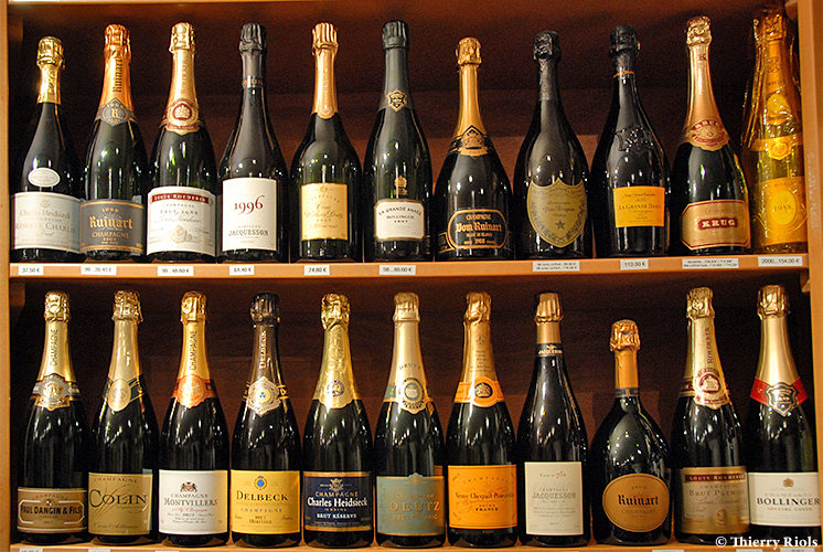 Fun Facts About Champagne The Celebration Drink High