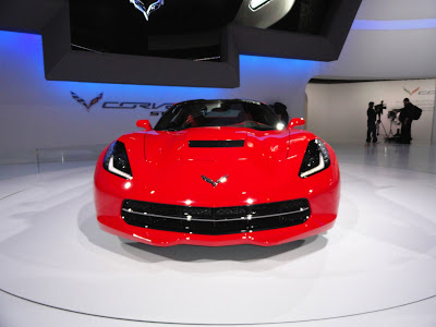 2014 Chevrolet Corvette Stingray Coupe from $51,995 & Convertible from $56,995