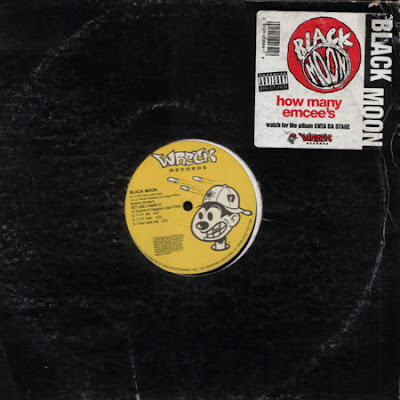 Black Moon – How Many Emcee's (Must Get Dissed) / Act Like U Want It (VLS) (1993) (320 kbps)