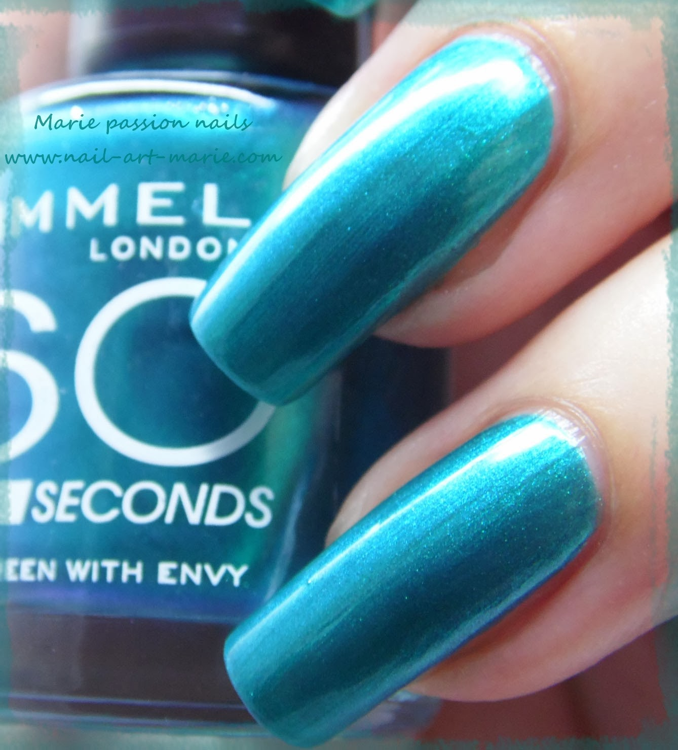 Rimmel Green With Envy4