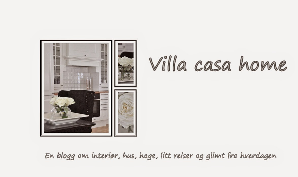 Villa casa home