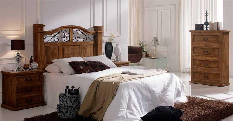 Decoracion Dormitorios Matrimonio Estilo Rustico : La web de decoracion y el mueble en red dormitorios