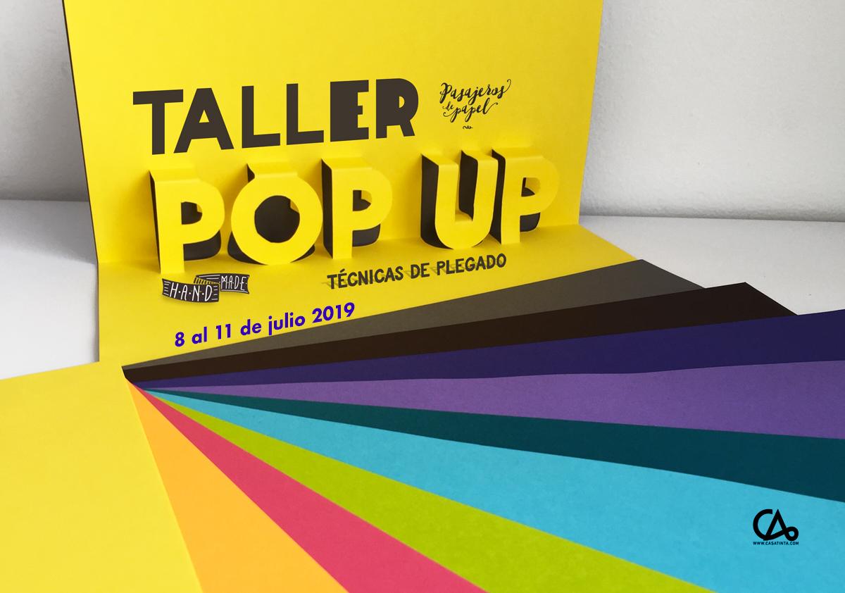 POP UP // 8 de julio