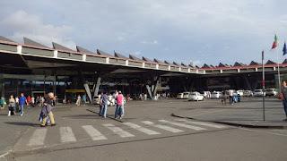 ガリバルディ駅前