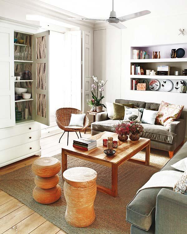Mini departamento de 65m2 decoracion de cocinas - Leal decoracion ...