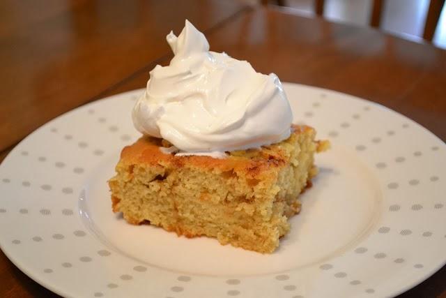 Orange Cake Mox