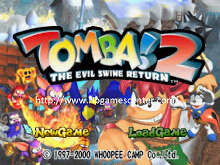 Tomba 2 PC Games