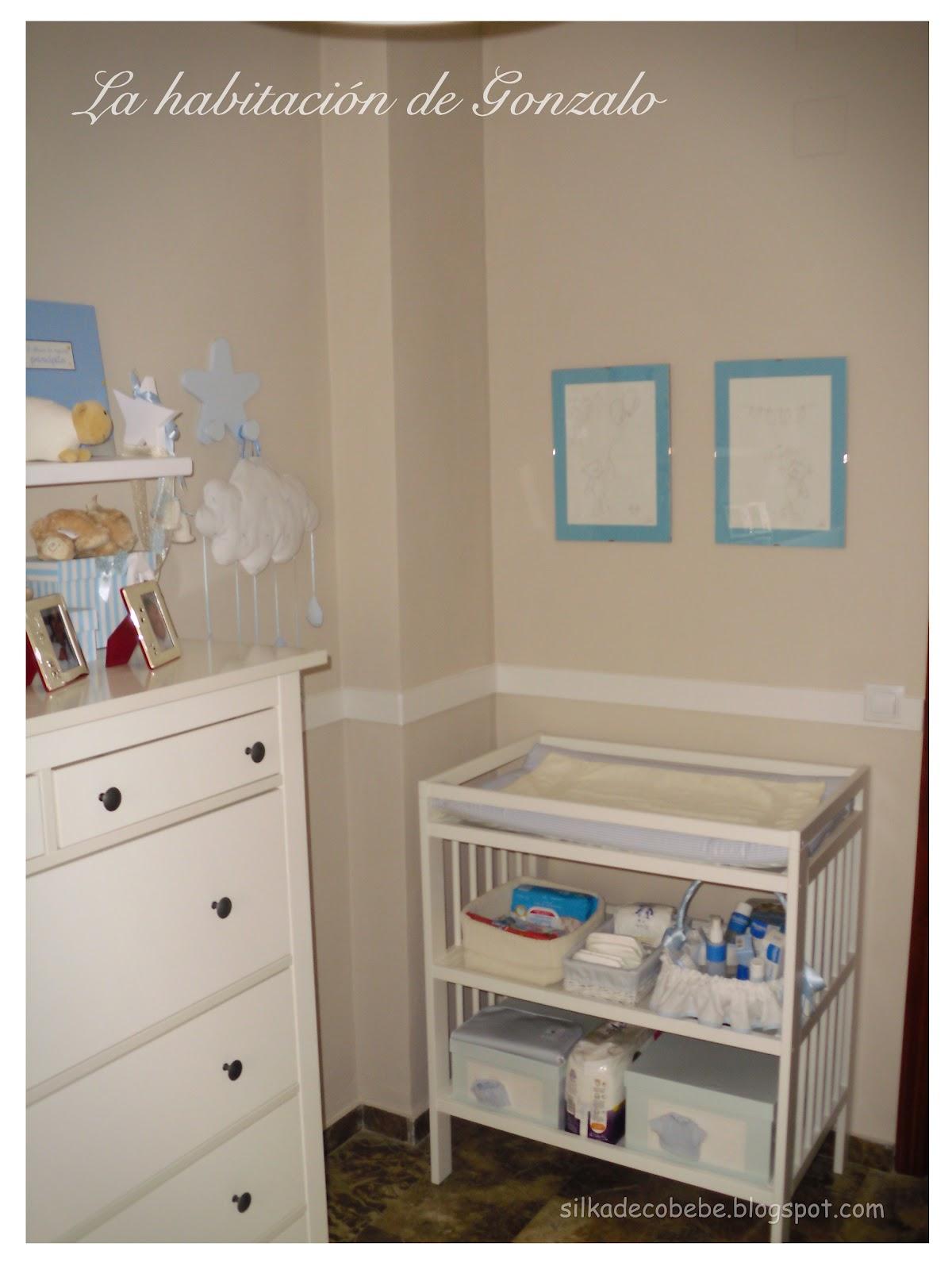 Mueble blanco habitacion bebe 20170802003609 - Habitacion infantil decoracion ...