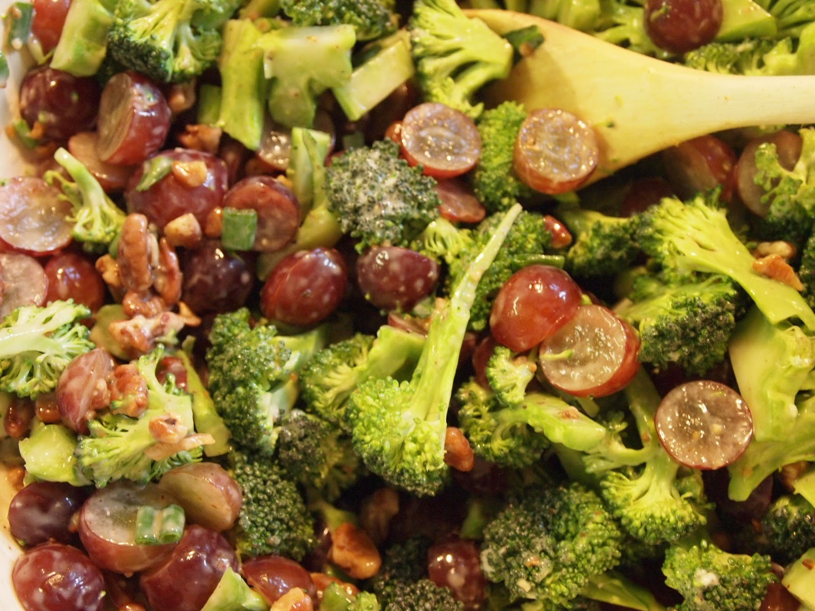 Stuff We Ate: World's Best Broccoli Salad