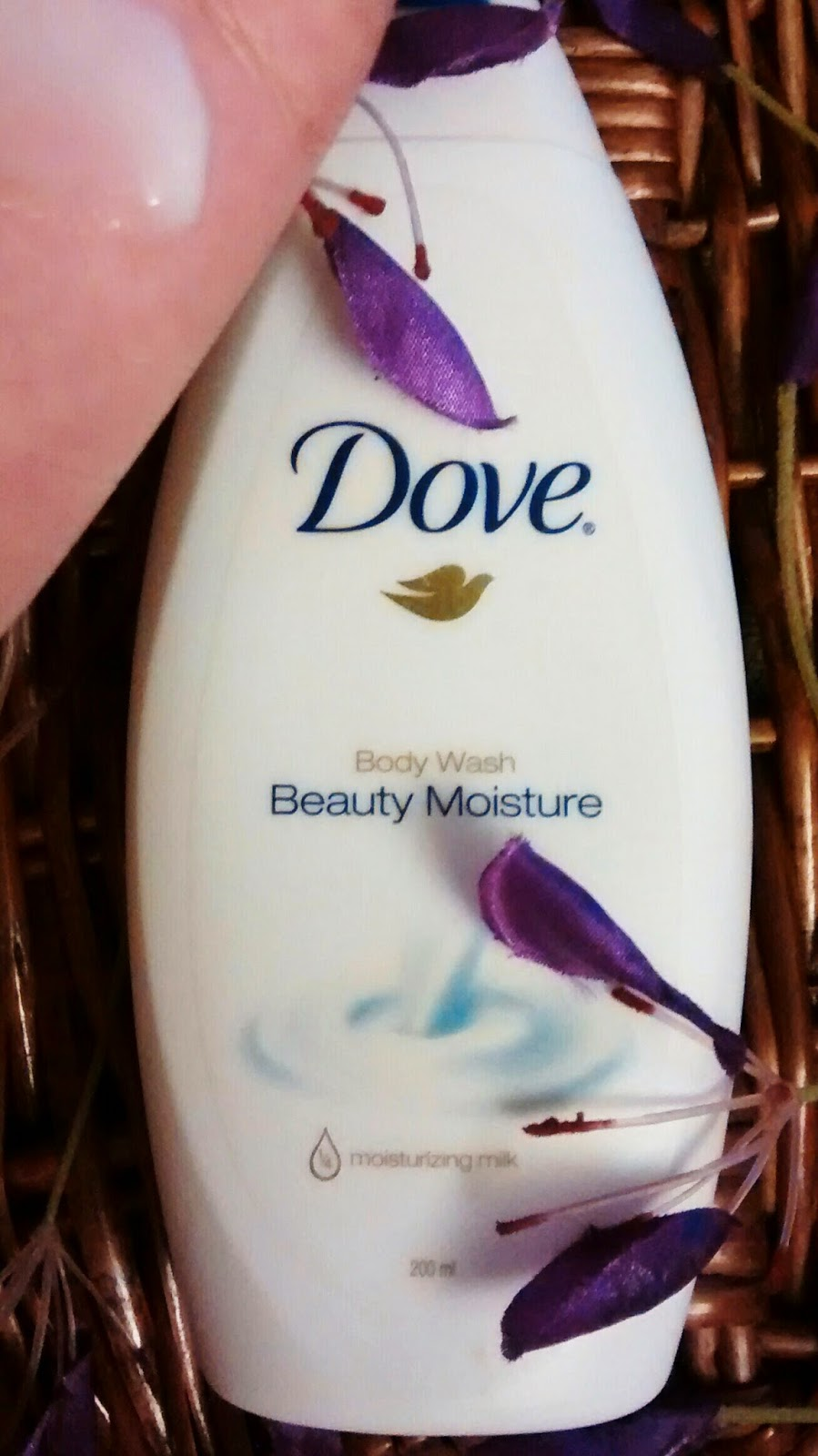 Dove Beauty Moisture Body Wash