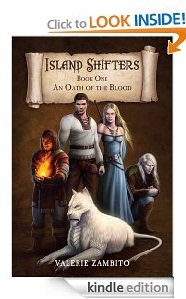 Free eBook Feature: Island Shifters - An Oath of the Blood