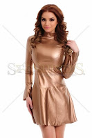 Rochie Ana Radu Spicy Touch Brown (Ana Radu)