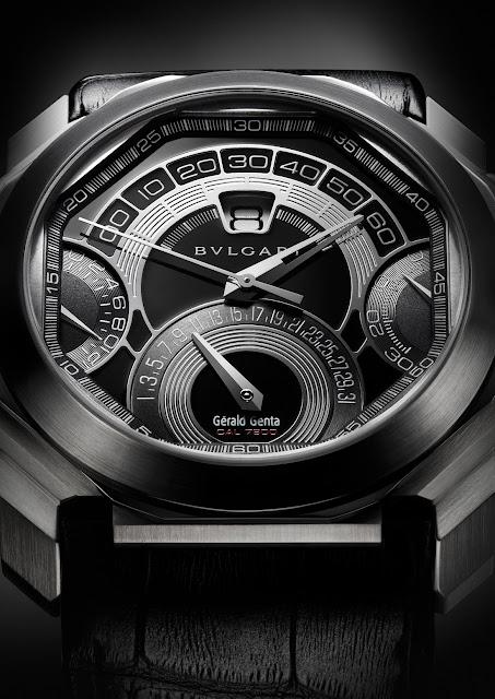 Bulgari Octo Chronograph Quadri-Retro