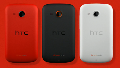 Htc Desire c with beats audio
