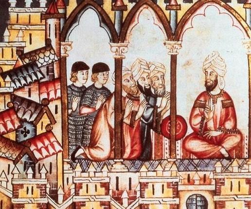 Arab Moors Caliphate