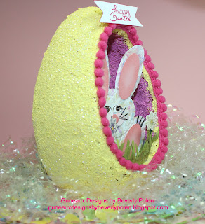 Faberge-Styled Easter Egg