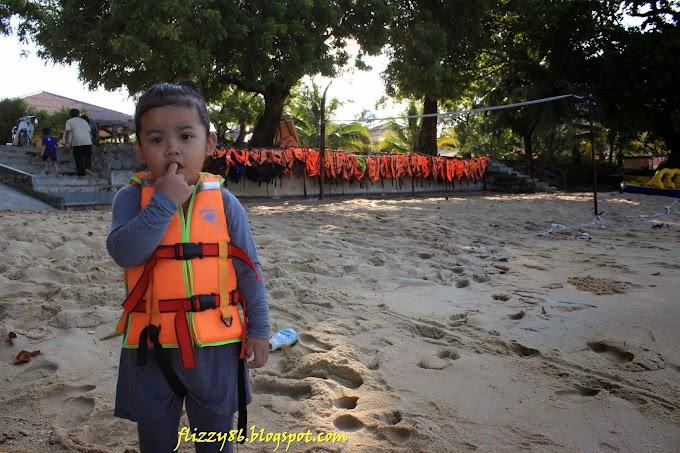 PANGKOR SWEET ESCAPE : PART 2 - ISLAND HOPPING & SNORKELING