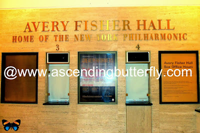 Avery Fisher Hall Home of the New York Philharmonic