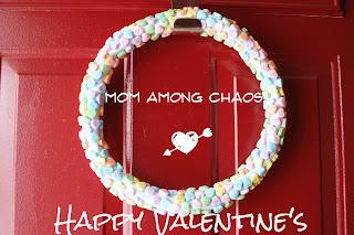 wreaths, Valentine's, DIY, crafts, holiday