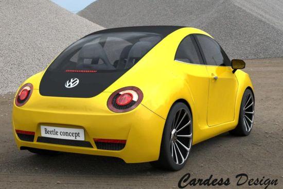 www volkswagen beetle 2012 concept. Black Bedroom Furniture Sets. Home Design Ideas