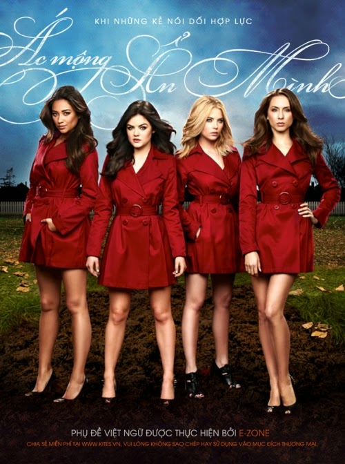 Pretty Little Liars Season 5 (Tập 1/24)