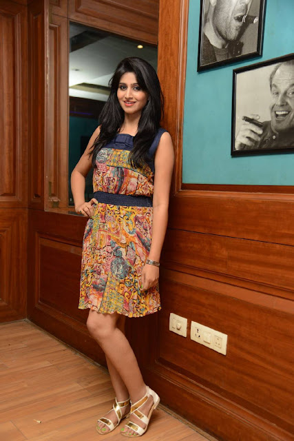 Actress Shamili Stills At Cuba Libre