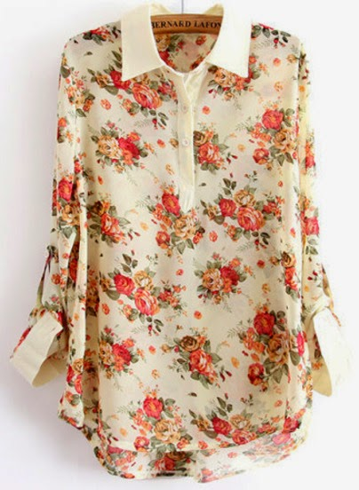 http://www.sheinside.com/Beige-Lapel-Long-Sleeve-Floral-Dipped-Hem-Blouse-p-163466-cat-1733.html