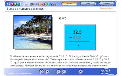 Suma de números decimales,Matemáticas,numeración,decimales