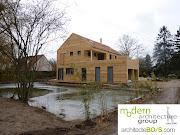 Il est possible de visiter sur rendez-vous nos chantiers de maison bois. maison bois