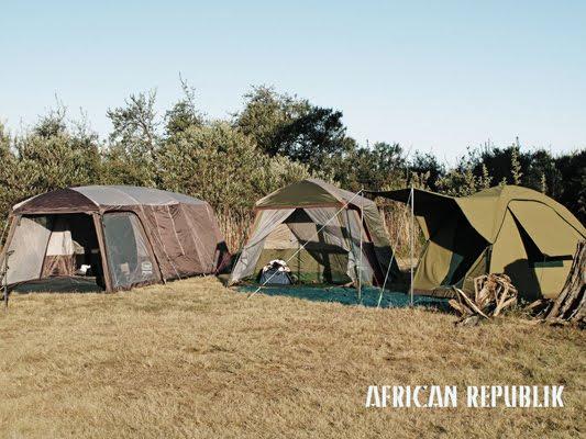 The Drakensberg Camping