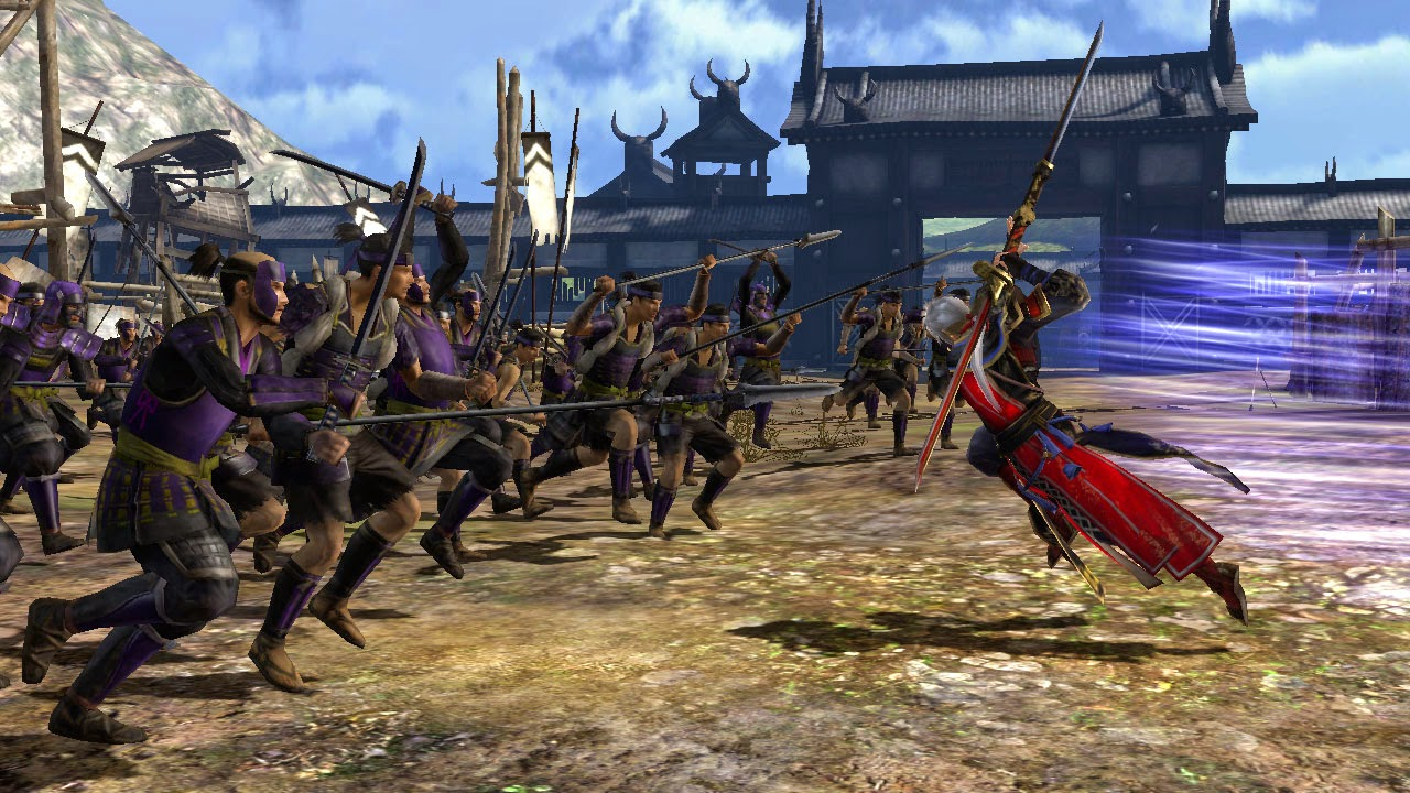 PS4 Koei Tecmo Games