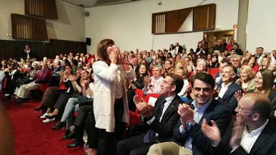 BEATRIZ MATO gana con el 96% de los votos