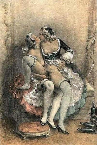 Мастера эротики: Paul-Emile Bécat (1885 - 1960, Франция) .