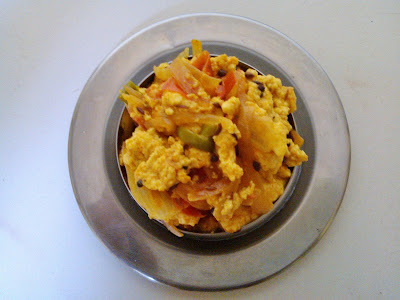 Paneer Bhurji