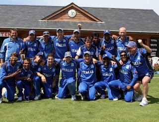 Nazionale ICC European Championship T20 2011 - Jersey & Guernsey