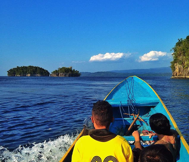 Pulau Seho - Wisata Pulau Taliabu (Provinsi Maluku Utara)