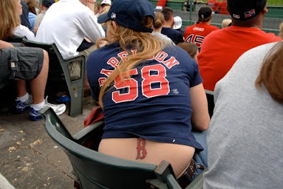 Boston Red Sox Tattoo Design Picture Gallery - Boston Red Sox Tattoo Ideas