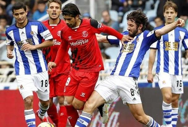 Real Sociedad y Sevilla FC tienen mismos objetivos en la Jupiler Pro League