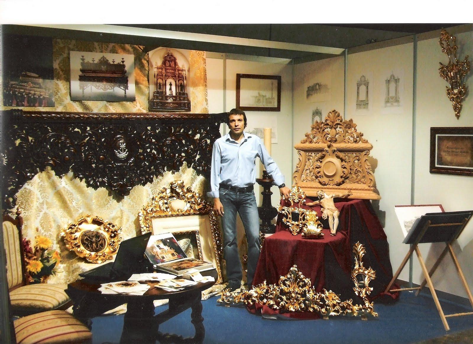 Hijos de esteban jimenez s l exposicion de arte sacro for Muebles jimenez baza