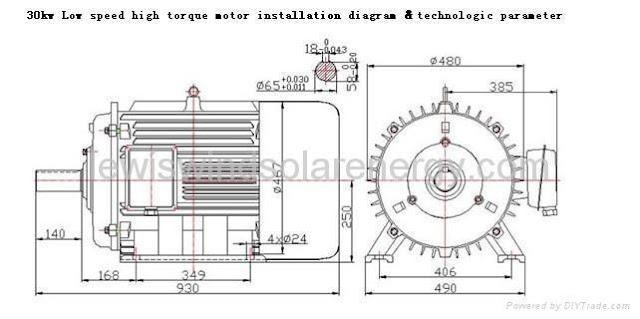 ac motor high torque
