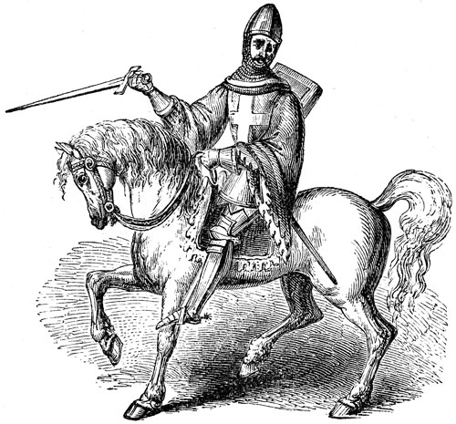 a description of becoming a knight during the middle ages How much were medieval knights paid during the 13th century the cost of maintaining a mercenary knight continued to rise in the early middle ages.