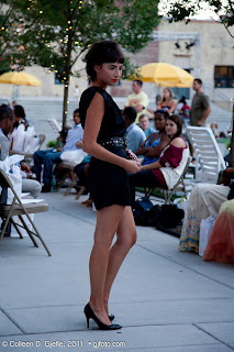 Talia+Arochas - My first fashion show photoshoot
