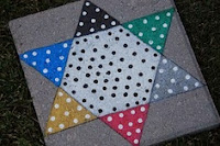 Homemade Chinese Checkers