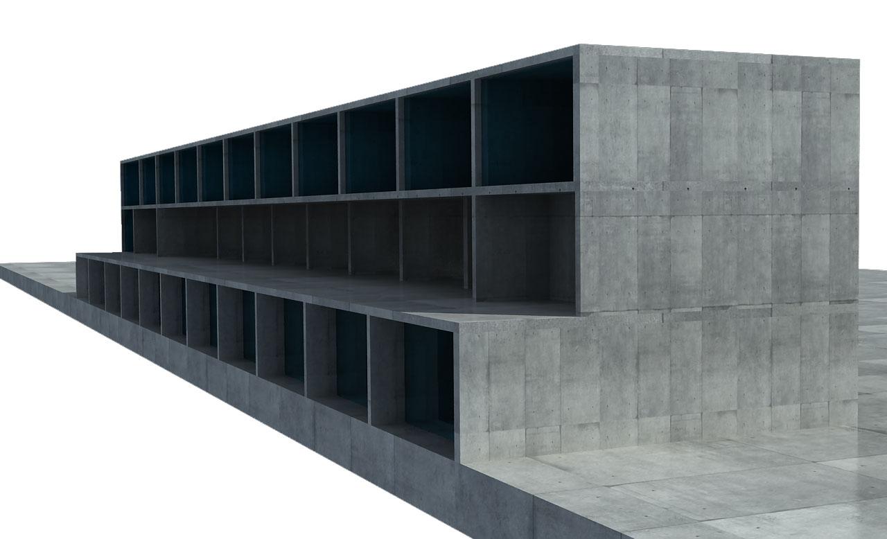 Lecture hall in santo a 3d models materials 3d studio for 3d studio max models