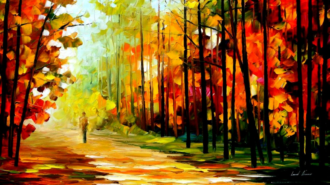 Images Paintings Of Nature By Famous Artists